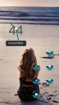 Girl on the Beach screenshot 1