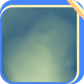 Cloudy Gray Morning Sky icon