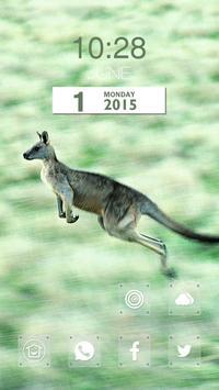 Hopping Kangaroo apk screenshot