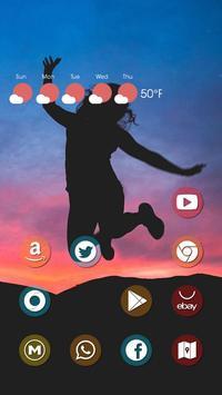 Jumping Woman screenshot 1