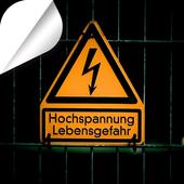 Logo and Slogan icon