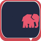 Pink Elephants icon