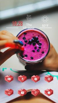 Pink Milkshake apk screenshot