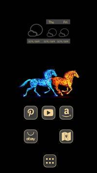 Playful Horses screenshot 1