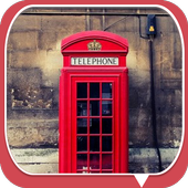 Red Telephone Booth icon