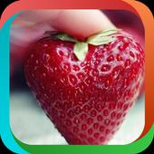 the Strawberries Theme icon