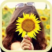 Sunflower Girl icon