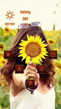Sunflower Girl screenshot 1