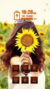 Sunflower Girl screenshot 2