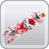 Skeleton Skate icon