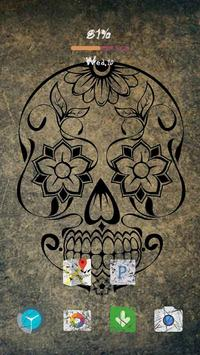 Skull Pattern apk screenshot