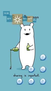 The White Bear apk screenshot