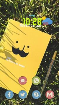 The Yellow Notebook poster