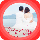 The Back of a Happiness Couple icon