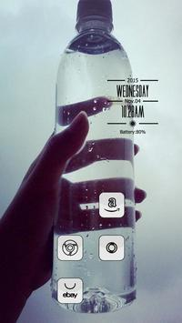 The Bottle with Hand apk screenshot