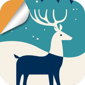 The Blue Deer icon