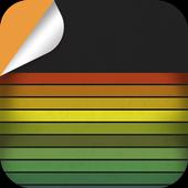The Colorful Rainbow Bar icon