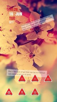 The Pink Flowers apk screenshot