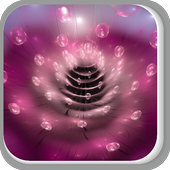 The Purple Flower icon