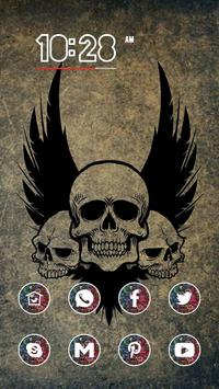 The Symbol of the Skull poster