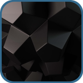 Simple black box Themes icon