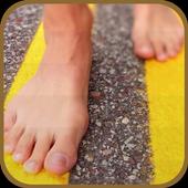 Walking Feet icon