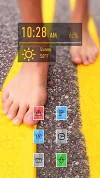Walking Feet screenshot 2