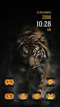 Walking Tiger screenshot 1
