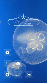 White Jellyfish screenshot 1