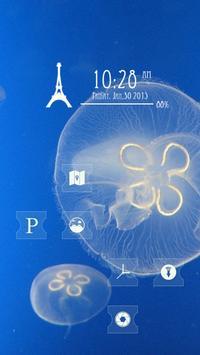 White Jellyfish apk screenshot