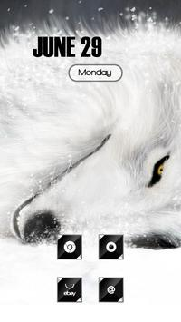 Wolves In the Snow screenshot 2