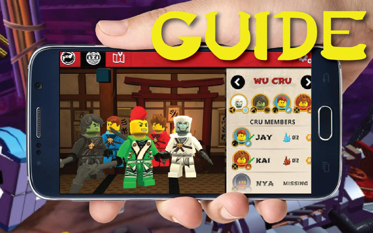 Guide Lego Ninjago Wu Cru For Android Apk Download