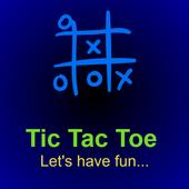 TicTacToe Game App icon
