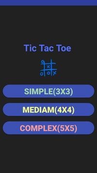 TicTacToe Game App screenshot 1