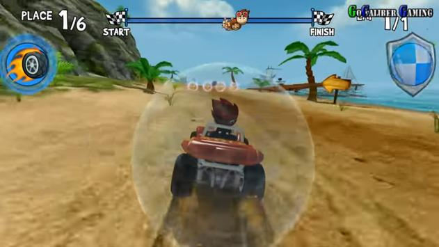 Tips Beach Buggy Racing screenshot 1