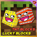 APK Lucky blocks and tnt for minecraft