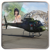 Air Force Photo Frame icon