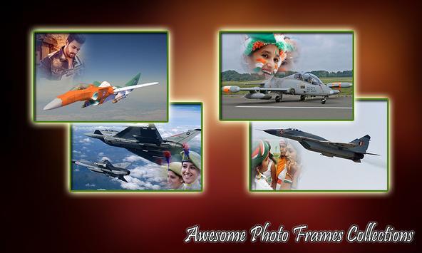 Air Force Photo Frame apk screenshot