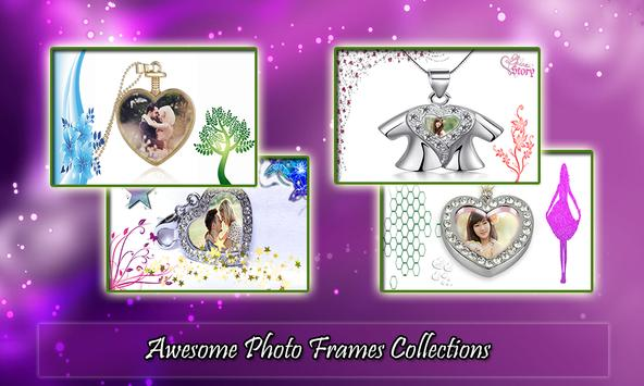 Locket Photo Frame screenshot 2