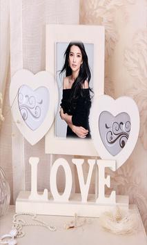 Love Heart Photo Frame screenshot 2
