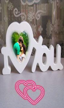 Love Heart Photo Frame screenshot 3