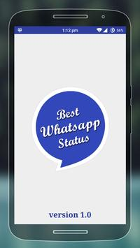 Best WhatsApp Status poster