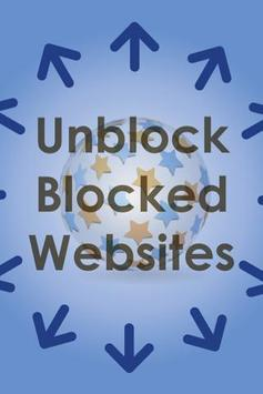 Unblock Blocked Websites apk screenshot