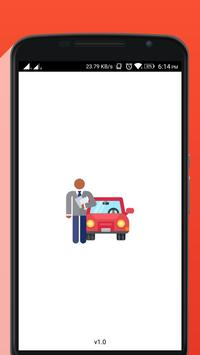 Vehicle RC App poster