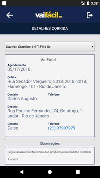 VaiFacil - para motoristas screenshot 2
