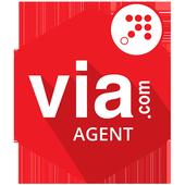 Via.com - Agent icon