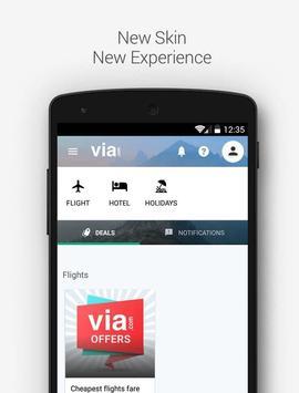 Via.com - Agent apk screenshot
