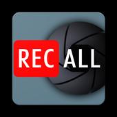 RecAll icon