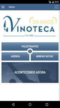 Vinoteca Eventos poster