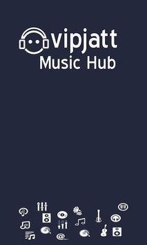 vipjatt - Music Hub poster